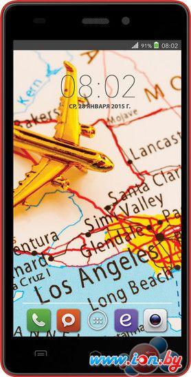 Смартфон BQ Los Angeles Red [BQS-5006] в Могилёве