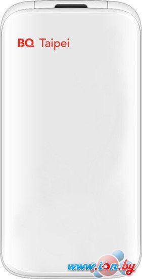 Мобильный телефон BQ Taipei White [BQM-2400] в Могилёве