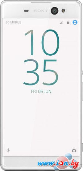 Смартфон Sony Xperia XA Ultra dual White в Могилёве