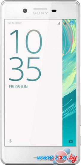 Смартфон Sony Xperia X White в Могилёве