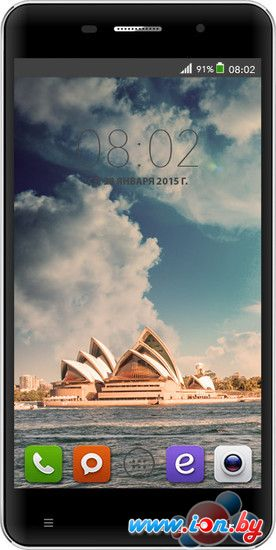 Смартфон BQ-Mobile Sydney Black [BQS-5009] в Могилёве