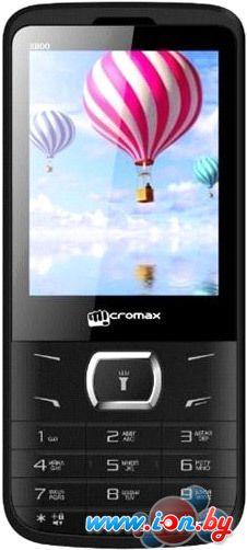 Мобильный телефон Micromax X800 Black в Могилёве