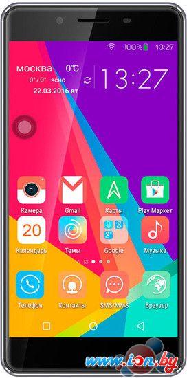 Смартфон Ginzzu S5040 Black в Могилёве