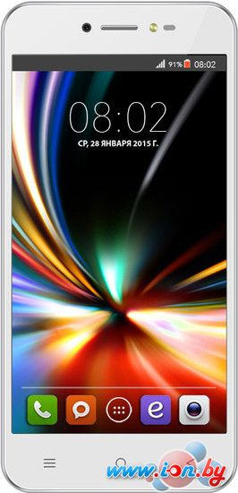 Смартфон BQ-Mobile Turbo Plus White [BQS-5055] в Могилёве