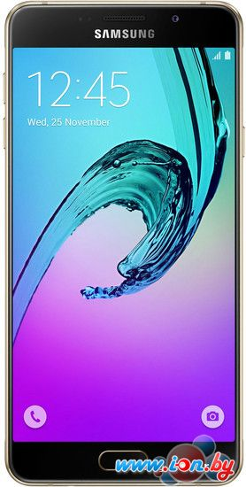 Смартфон Samsung Galaxy A7 (2016) Gold [A710F/DS] в Могилёве