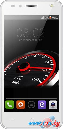 Смартфон BQ Turbo White [BQS-4555] в Могилёве