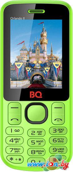 Мобильный телефон BQ-Mobile Orlando II Green [BQM-2403] в Могилёве