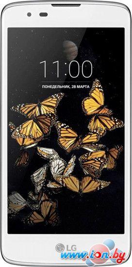 Смартфон LG K8 White [K350E] в Могилёве