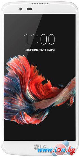Смартфон LG K10 White [K410] в Могилёве