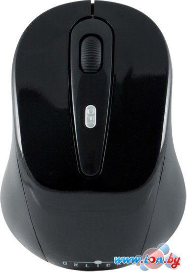 Мышь Oklick 435MW (черный) [945809] в Могилёве
