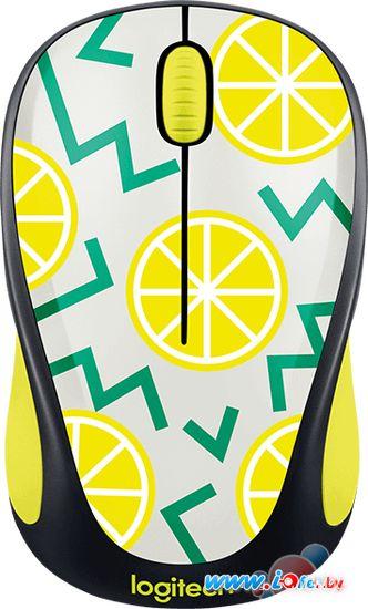 Мышь Logitech M238 Party Collection Лимоны [910-004713] в Могилёве