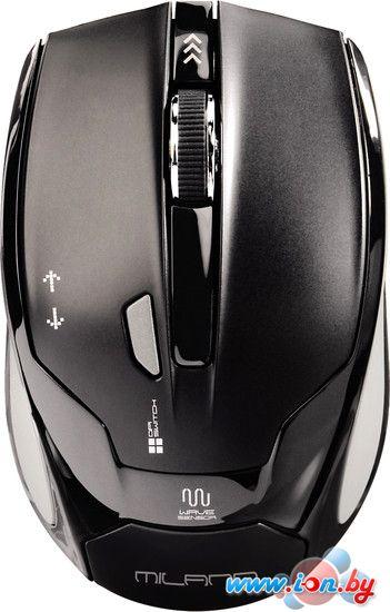 Мышь Hama Milano (черный) [00052372] в Могилёве