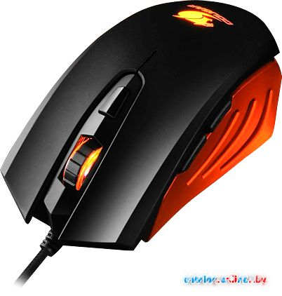 Игровая мышь Cougar 200M Black and Orange [CGR-W0SO-200] в Могилёве