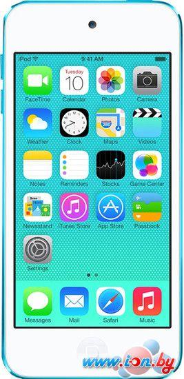 MP3 плеер Apple iPod touch 16Gb Blue (5-ое поколение) в Могилёве