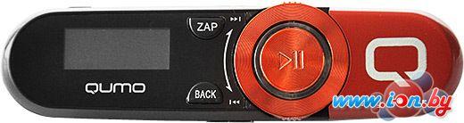 MP3 плеер QUMO Magnitola 4GB (красный) в Могилёве