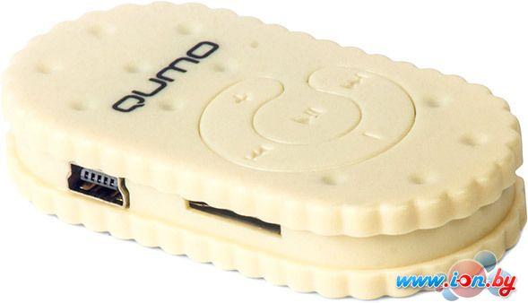 MP3 плеер QUMO Biscuit (Vanilla) в Могилёве