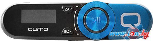 MP3 плеер QUMO Magnitola 4GB (голубой) в Могилёве