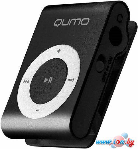 MP3 плеер QUMO FAIR 4GB (черный) в Могилёве
