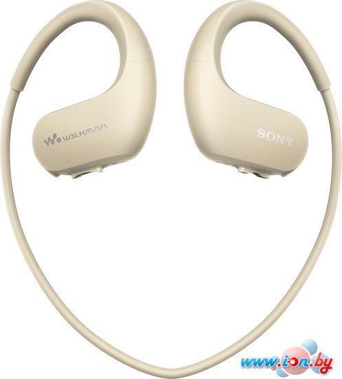 MP3 плеер Sony NW-WS413 4GB (слоновая кость) в Могилёве