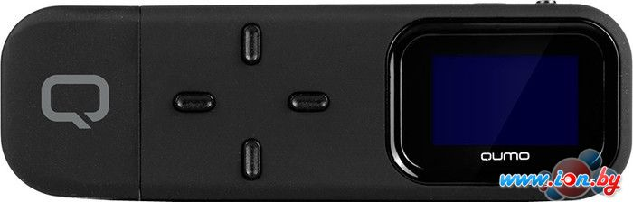 MP3 плеер QUMO Simple 4GB (черный) в Могилёве