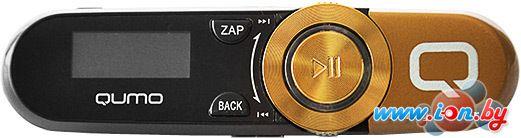 MP3 плеер QUMO Magnitola 4GB (золотой) в Могилёве