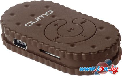 MP3 плеер QUMO Biscuit (Chocolate) в Могилёве