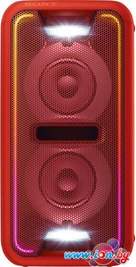 Мини-система Sony GTK-XB7 (красный) в Могилёве