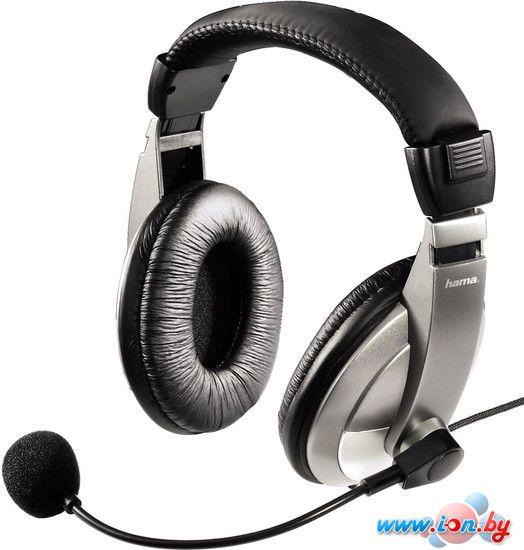 Наушники с микрофоном Hama AH-100 [00053994] в Могилёве