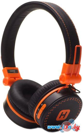 Наушники с микрофоном Harper KIDS HB-202 (черный/оранжевый) в Могилёве