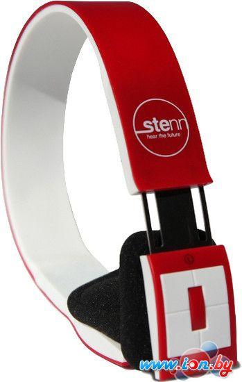 Наушники с микрофоном Stenn SB-160 Красный в Могилёве