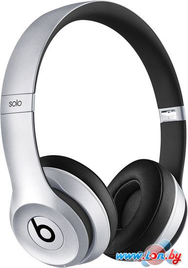 Наушники с микрофоном Beats Solo2 Wireless Space Gray в Могилёве