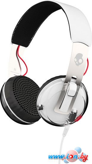 Наушники с микрофоном Skullcandy Grind White в Могилёве