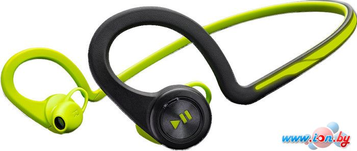 Наушники с микрофоном Plantronics BackBeat FIT Green в Могилёве