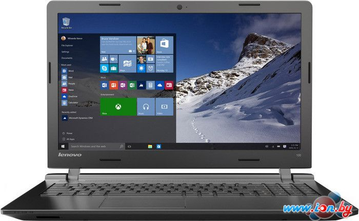 Ноутбук Lenovo 100-15IBD [80QQ00SBRK] в Могилёве
