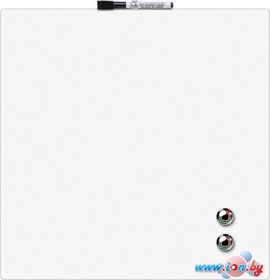 Магнитно-маркерная доска Nobo Quartet Rexel 360х360 белая [1903802] в Могилёве