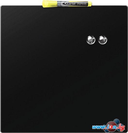 Магнитно-маркерная доска Nobo Quartet Rexel 360х360 черная [1903774] в Могилёве