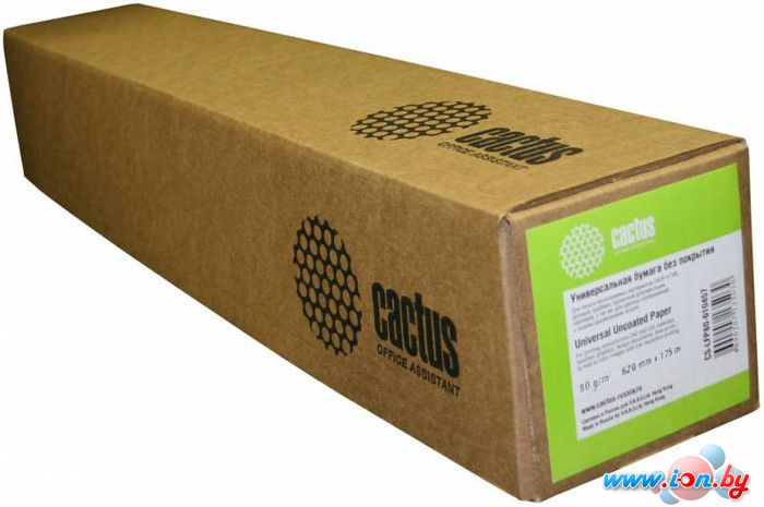 Офисная бумага CACTUS инженерная бумага, A0+ (80 г/м2) [CS-LFP80-914175] в Могилёве