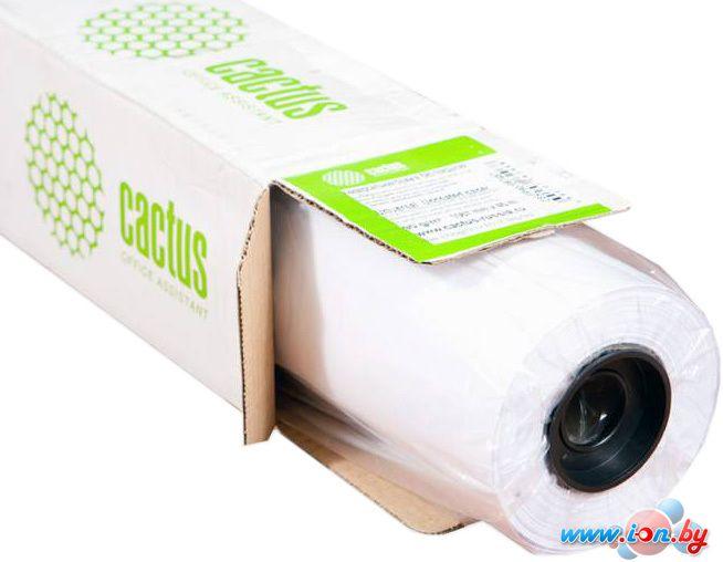 Офисная бумага CACTUS универсальная, A0 (120 г/м2) [CS-PC120-91430] в Могилёве