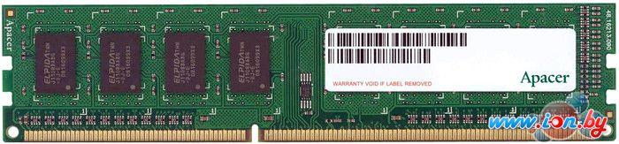 Оперативная память Apacer 2GB DDR3 PC3-12800 [AU02GFA60CAQBGC] в Могилёве