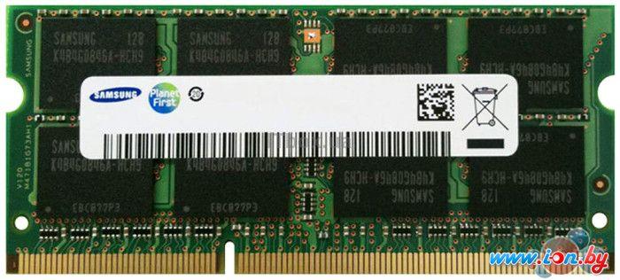 Оперативная память Samsung 2GB DDR3 SO-DIMM PC3-12800 [M471B5674EB0-YK0] в Могилёве