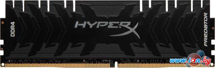 Оперативная память Kingston HyperX Predator 2x4GB DDR4 PC4-25600 [HX432C16PB3K2/8] в Могилёве