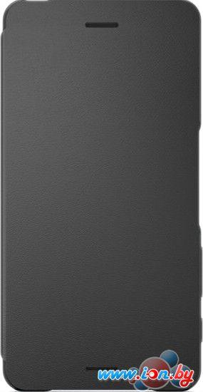Чехол Sony SCR58 для Xperia X Performance (черный) в Могилёве