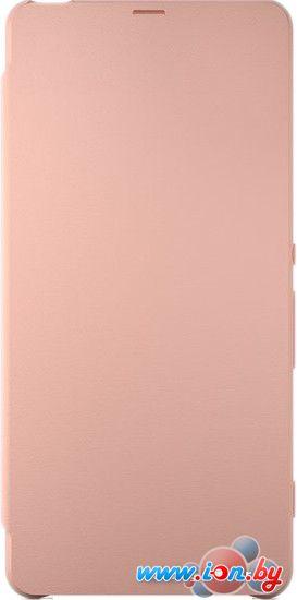 Чехол Sony SCR54 для Xperia XA (розовый) в Могилёве