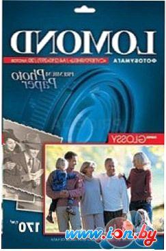 Фотобумага Lomond суперглянцевая односторонняя A4 170 г/кв.м. 20 листов (1101101) в Могилёве