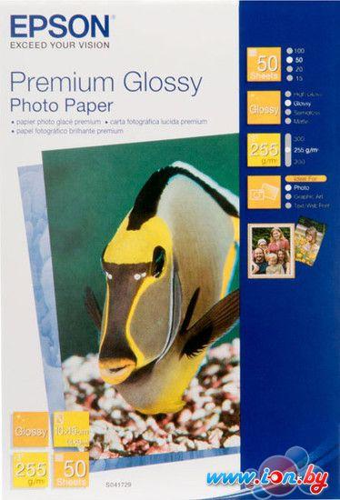 Фотобумага Epson Premium Glossy Photo Paper A3 20 листов (C13S041315) в Могилёве