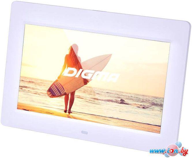Цифровая фоторамка Digma PF-1033 (белый) [PF1033W] в Могилёве