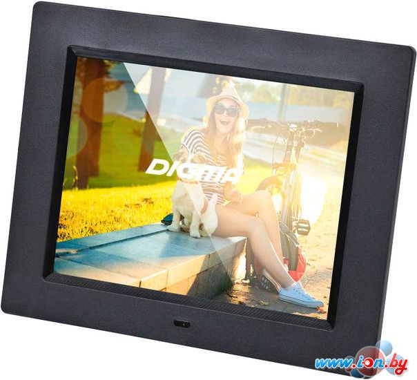 Цифровая фоторамка Digma PF-833 (черный) [PF833BK] в Могилёве