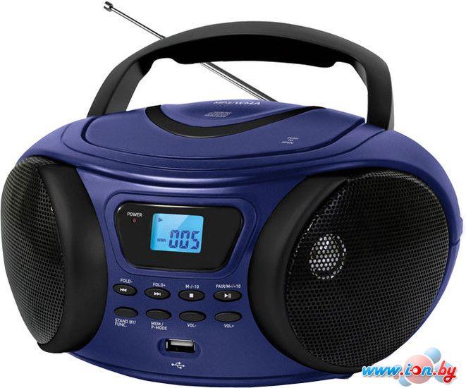 Портативная аудиосистема BBK BX170BT (синий) в Могилёве