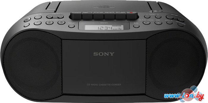 Портативная аудиосистема Sony CFD-S70 (черный) в Могилёве