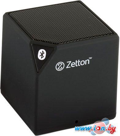 Портативная колонка Zetton Cube Black [ZTLSBSCUBFB] в Могилёве